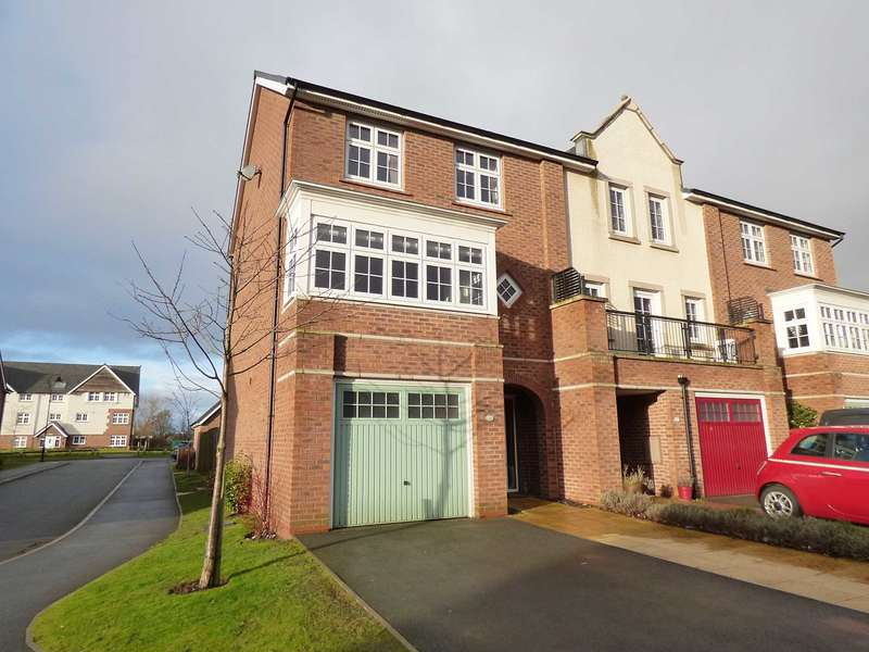 4 Bedrooms Town House for sale in Santa Cruz Avenue, Lytham Quays, Lytham.