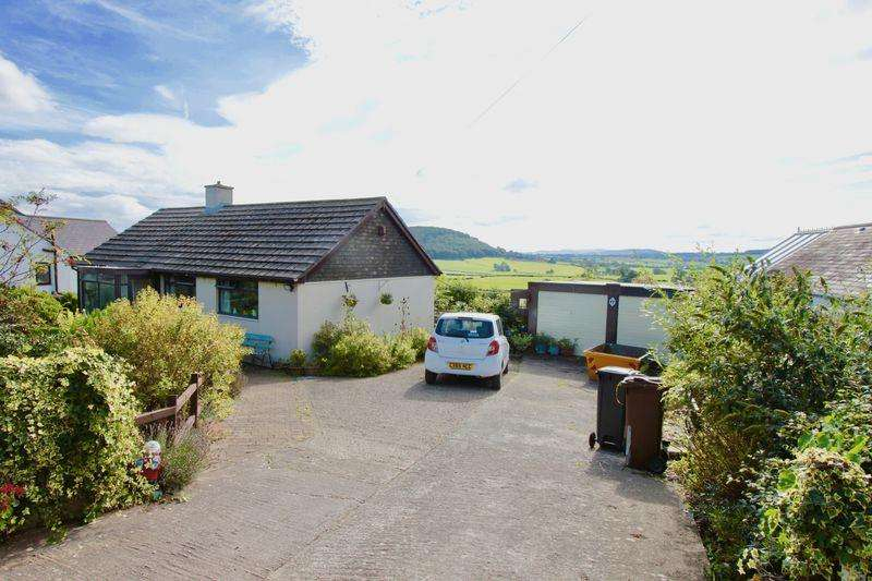 3 Bedrooms Detached Bungalow for sale in Ffordd Teilia, Gwaenysgor
