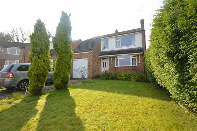 4 Bedrooms Detached House for sale in Amberley Road, Macclesfield