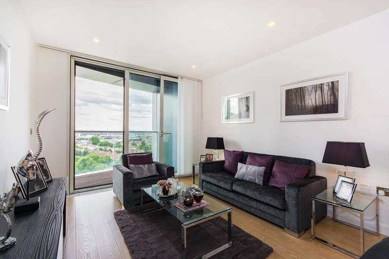 3 Bedrooms Flat for sale in Newgate Tower, Croydon, CR0
