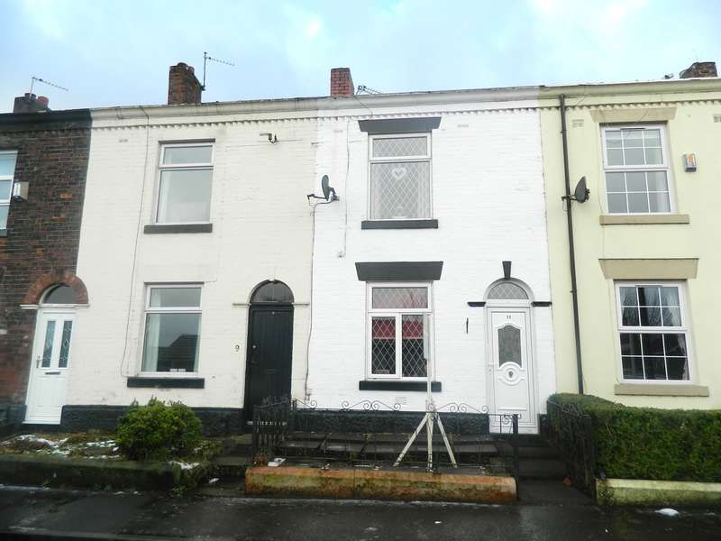 2 Bedrooms Terraced House for sale in Olive Bank, Bury, BL8