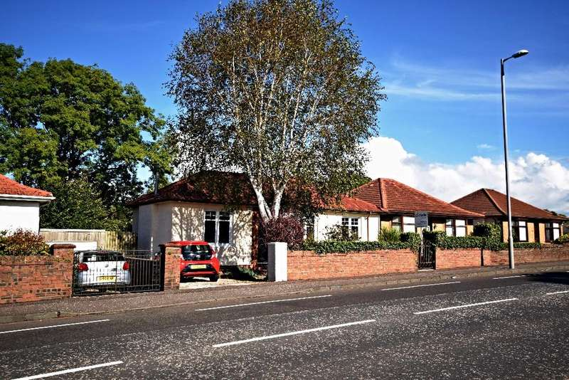 2 Bedrooms Detached Bungalow for sale in Holmston Road, Ayr, South Ayrshire, KA7 3JH