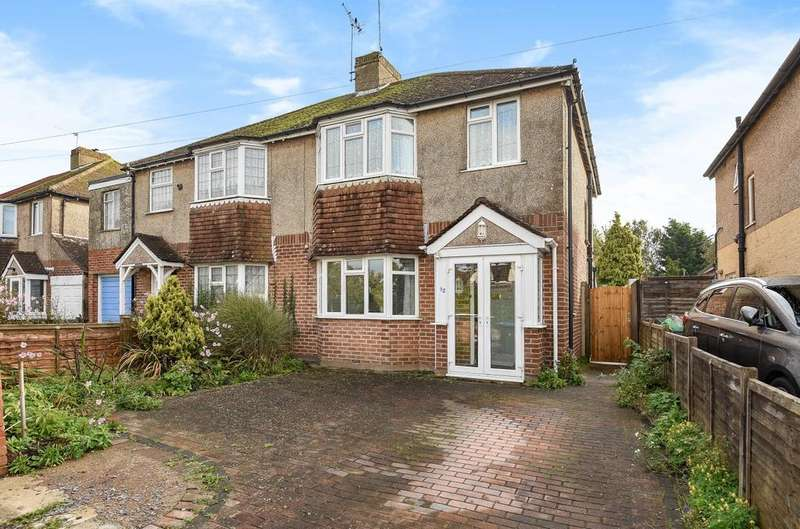 3 Bedrooms Semi Detached House for sale in Church Lane, Bersted, Bognor Regis, PO22