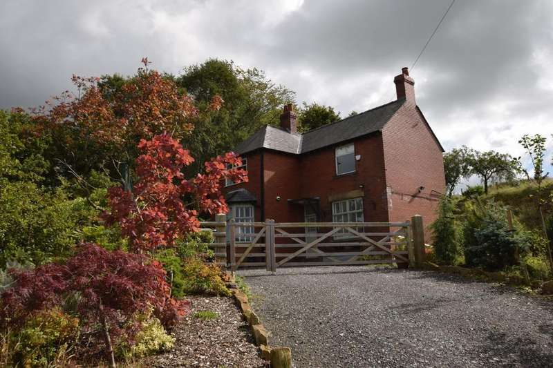 3 Bedrooms Detached House for sale in New Mills Road, Birch Vale