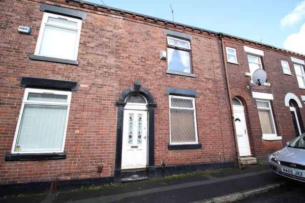 2 Bedrooms Terraced House for sale in Gilmour Street, Manchester, Greater Manchester, M24 1BS