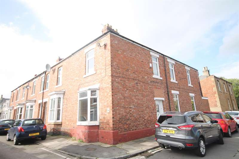 3 Bedrooms End Of Terrace House for sale in Albion Terrace, Bishop Auckland
