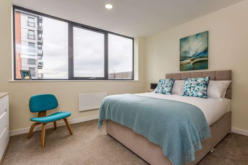 2 Bedrooms Flat for sale in Queen Street, Sheffield, S1