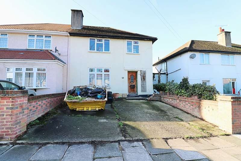 3 Bedrooms Semi Detached House for sale in Anne Way, Ilford, IG6