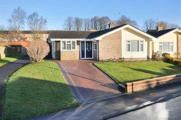 3 Bedrooms Detached Bungalow for sale in Broxburn Road, Warminster