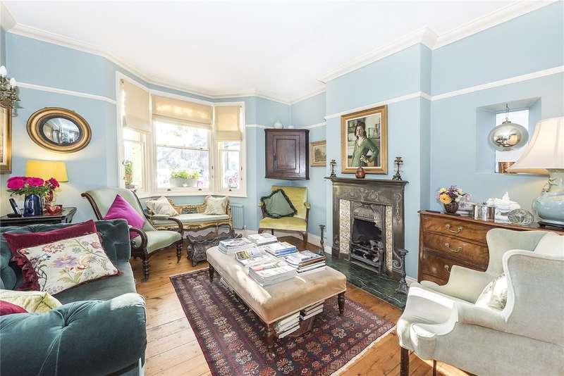 2 Bedrooms Mews House for sale in Haliburton Road, Twickenham, TW1