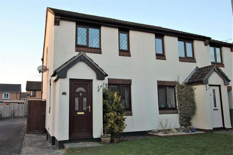 2 Bedrooms Semi Detached House for sale in Camelot Close, Southwater, Horsham
