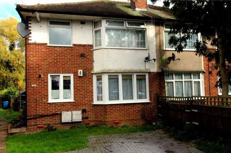 2 Bedrooms Maisonette Flat for sale in Methuen Close, Edgware