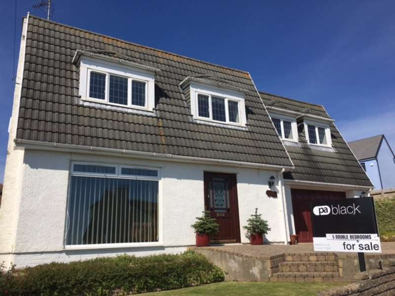 5 Bedrooms Detached House for sale in Somerset View, Ogmore-By-Sea