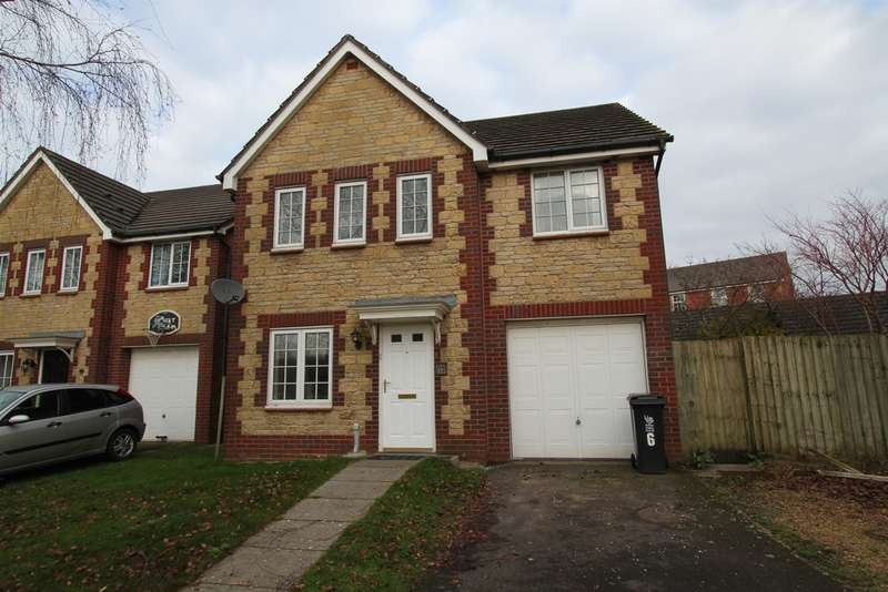 4 Bedrooms Detached House for sale in Oxwich Grove, Newport