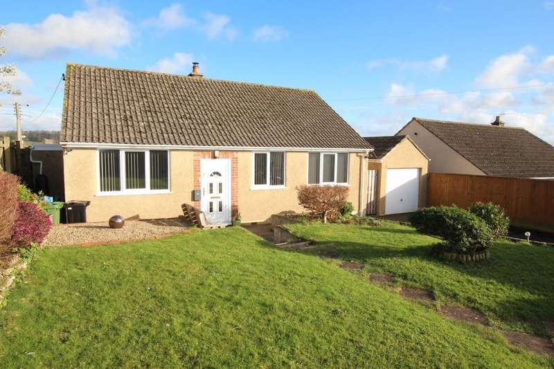 3 Bedrooms Detached Bungalow for sale in Westwood Avenue, High Littleton, Bristol, BS39