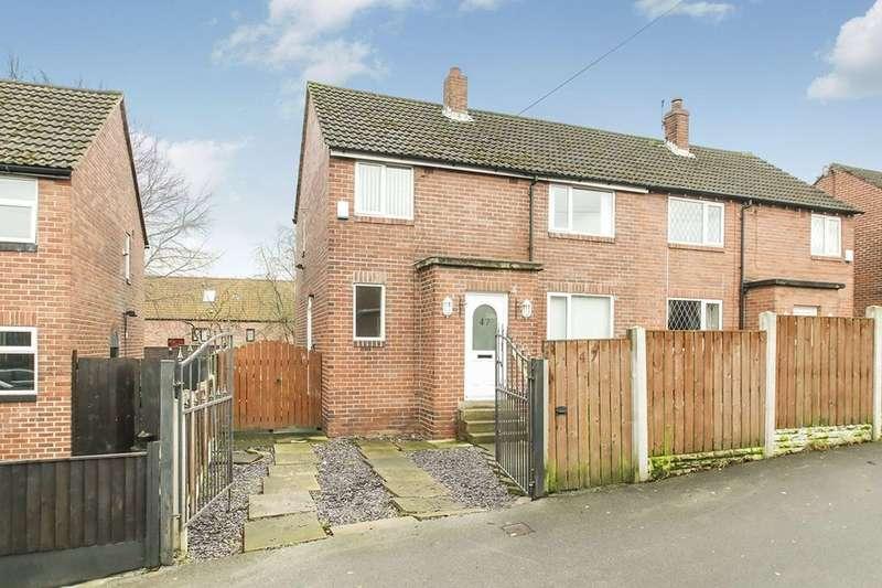 3 Bedrooms Semi Detached House for rent in Manor Crescent, Rothwell, Leeds, LS26