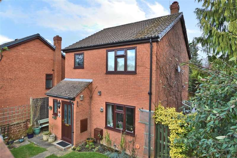 3 Bedrooms Detached House for sale in Ragdale, Burghfield Common, Reading, RG7