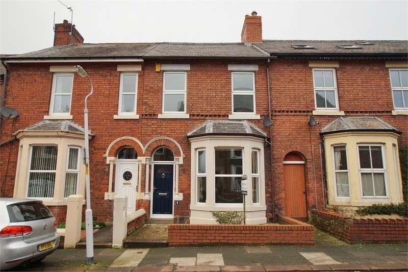 3 Bedrooms Terraced House for sale in CA3 9HZ Thornton Road, Stanwix, Carlisle, Cumbria
