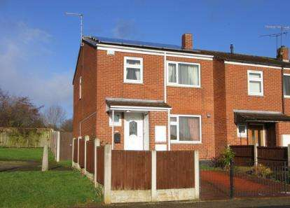 3 Bedrooms Town House for sale in Stringers Croft, Whiston, Rotherham, South Yorkshire