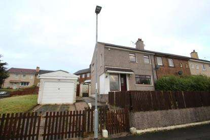 3 Bedrooms End Of Terrace House for sale in Wenlock Road, Paisley, Renfrewshire