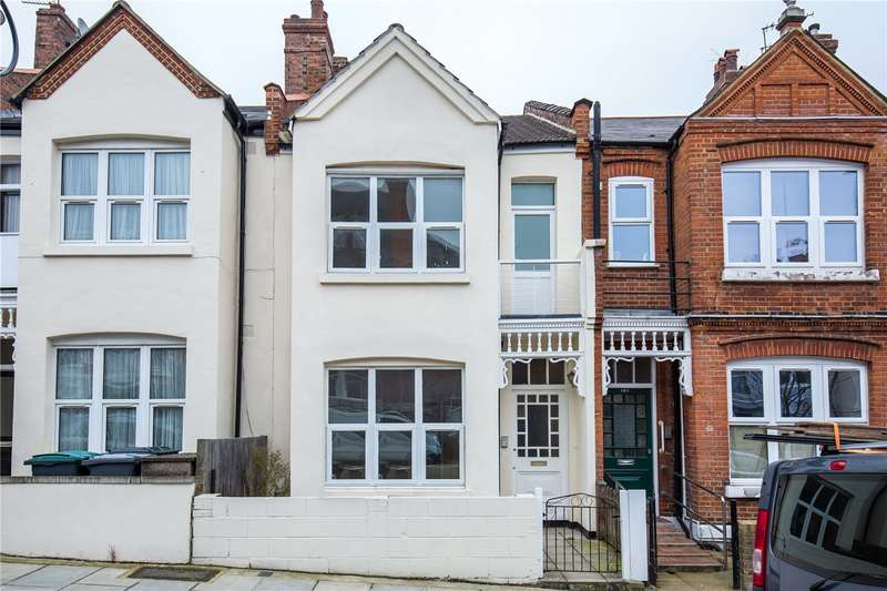 5 Bedrooms Terraced House for sale in Rathcoole Gardens, Crouch End, London, N8