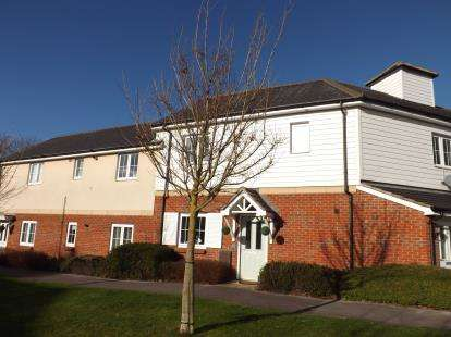 2 Bedrooms Flat for sale in Titchfield Common, Fareham, Hampshire