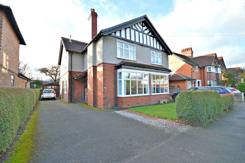 3 Bedrooms Semi Detached House for sale in Woodfield Road, Cheadle Hulme
