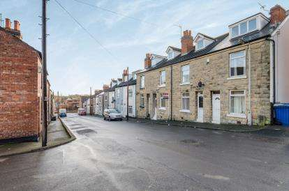 2 Bedrooms Terraced House for sale in Park Street, Mansfield Woodhouse, Mansfield, Nottinghamshire