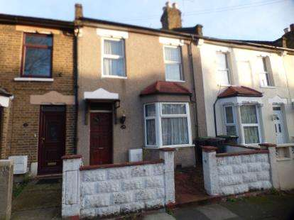 2 Bedrooms Terraced House for sale in Argyle Road, London, Edmonton, London