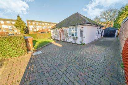 3 Bedrooms Bungalow for sale in Stockbreach Close, Hatfield, Hertfordshire