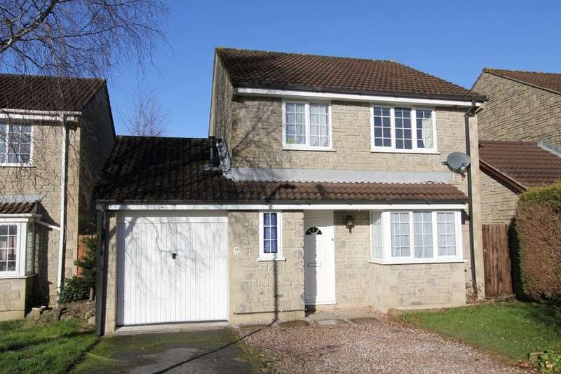 4 Bedrooms Detached House for sale in Forbes Close, Heathfield
