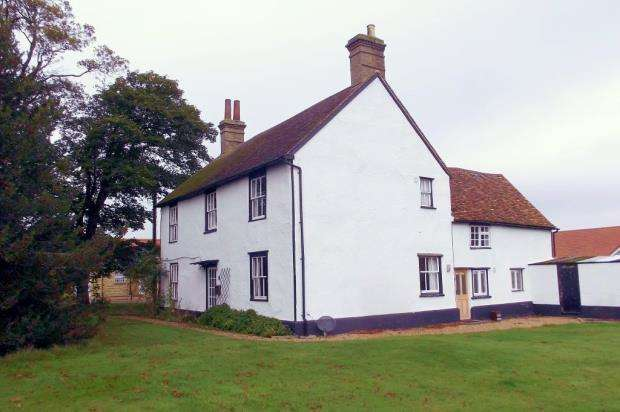 4 Bedrooms Semi Detached House for rent in Waterloo Farm Cottages, Stotfold Road