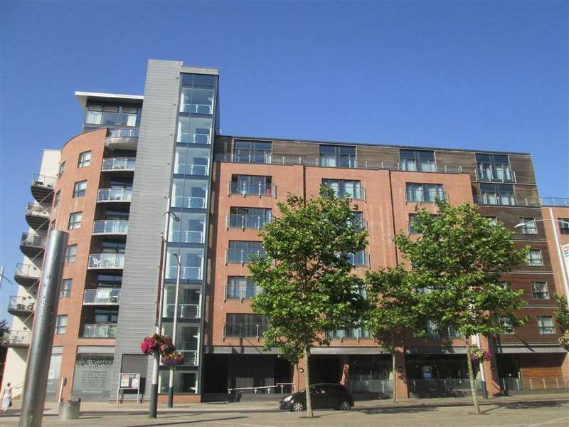 2 Bedrooms Flat for sale in Excelsior Apartments, Swansea, SA1