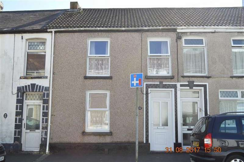3 Bedrooms Terraced House for sale in Lime Street, Swansea, SA4
