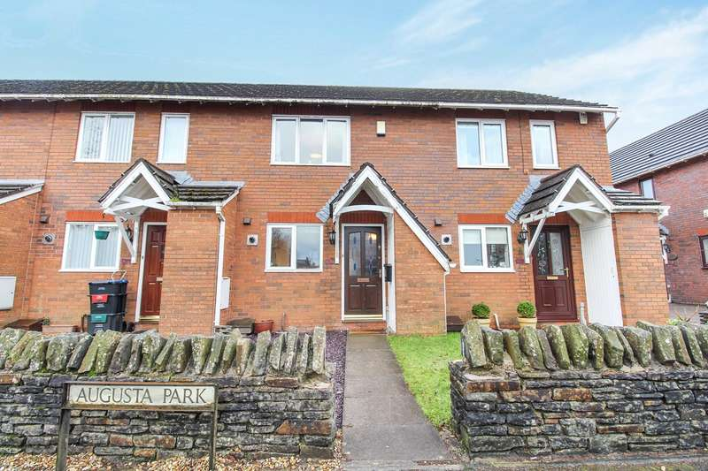 2 Bedrooms Terraced House for sale in Augusta Park, Victoria, Ebbw Vale, NP23