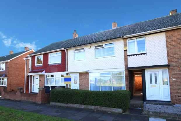 3 Bedrooms Terraced House for sale in Broadwell Road, Middlesbrough, Cleveland, TS4 3QJ