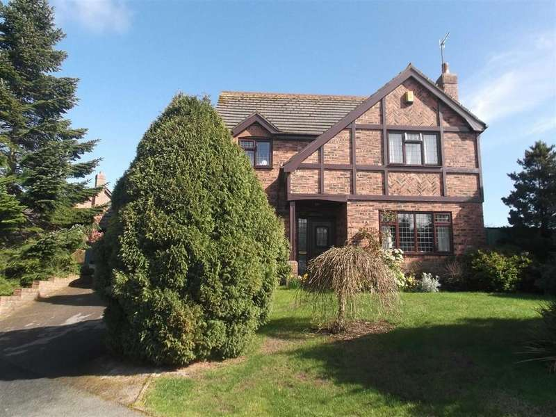 4 Bedrooms Detached House for sale in Y Bryn, Glan Conwy
