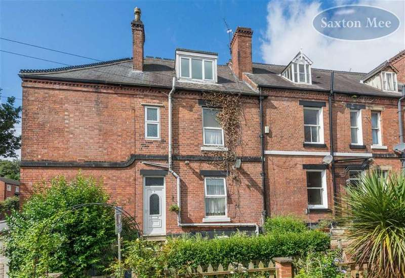 3 Bedrooms Terraced House for sale in Cyprus Terrace, Lower Walkley, Sheffield, S6