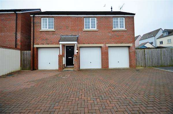 2 Bedrooms Terraced House for sale in FALMOUTH