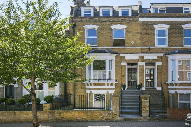 5 Bedrooms Semi Detached House for sale in Ramsden Road, Nightingale Triangle, London, SW12