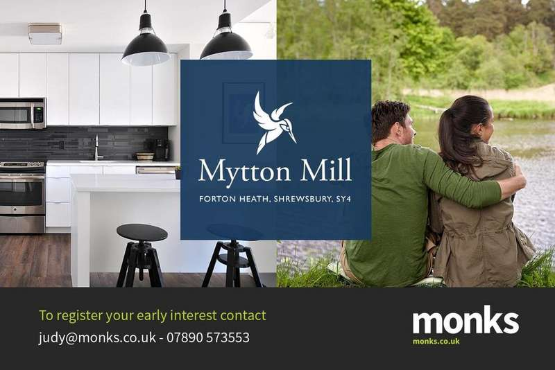 5 Bedrooms Detached House for sale in Mytton Mill, Forton Heath, Montford Bridge, Shrewsbury