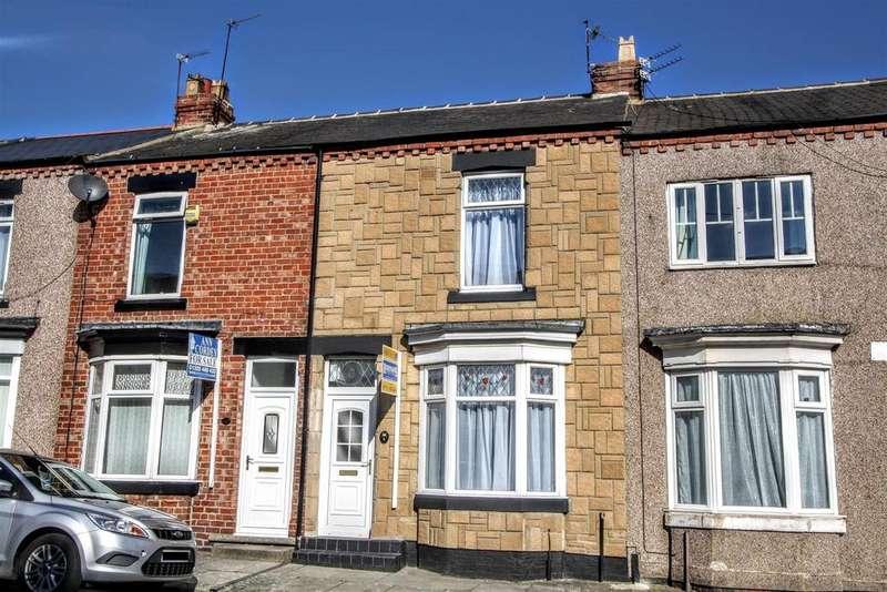 2 Bedrooms Terraced House for sale in Stewart Street, Darlington