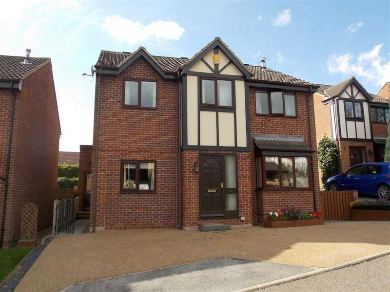 4 Bedrooms Detached House for sale in Hopewell Way, Crigglestone, Wakefield, WF4