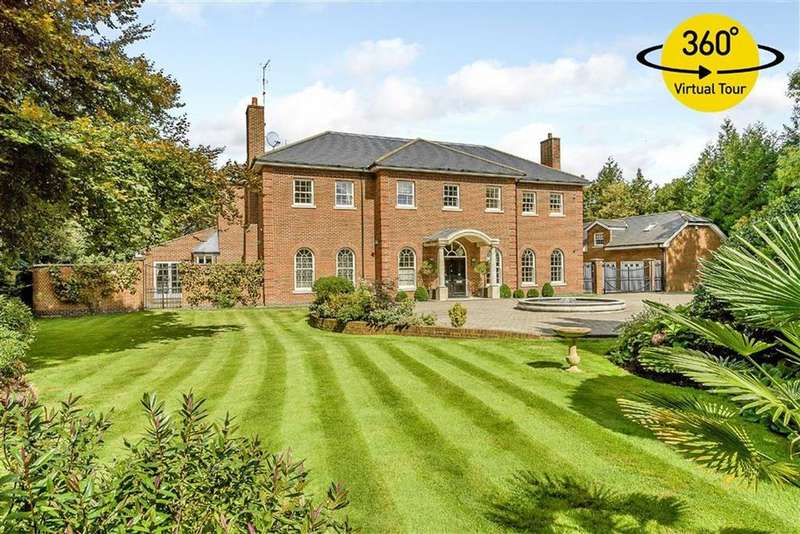 7 Bedrooms Detached House for sale in Totteridge Common, Totteridge, London