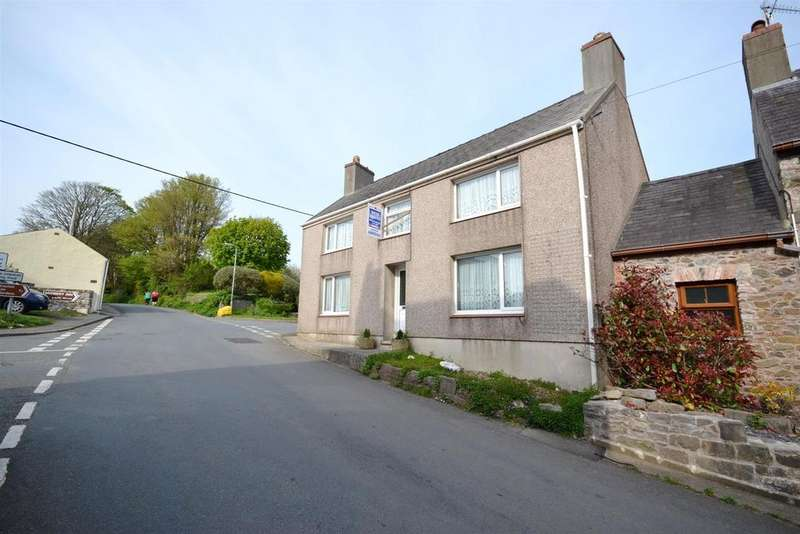 5 Bedrooms Semi Detached House for sale in Cosheston, Pembroke Dock