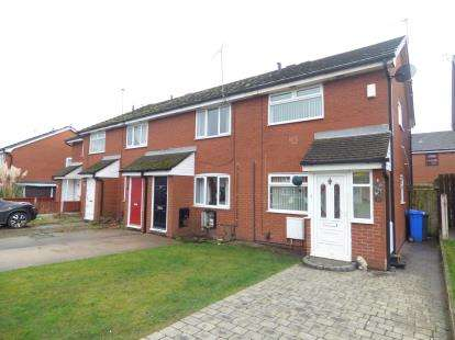 2 Bedrooms Semi Detached House for sale in Church Street, Widnes, Cheshire, WA8