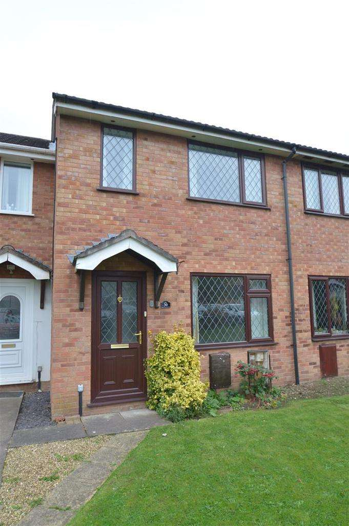 2 Bedrooms Terraced House for sale in 30 Twyfords Way, Shrewsbury, SY2 5XN