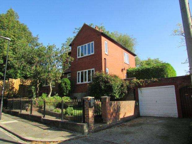 3 Bedrooms Detached House for sale in 'VIEWFORTH' CRESSWELL DRIVE, WEST PARK, HARTLEPOOL