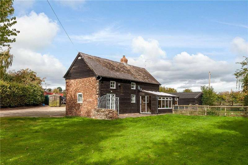 3 Bedrooms Unique Property for sale in Sutton St. Nicholas, Herefordshire, HR1
