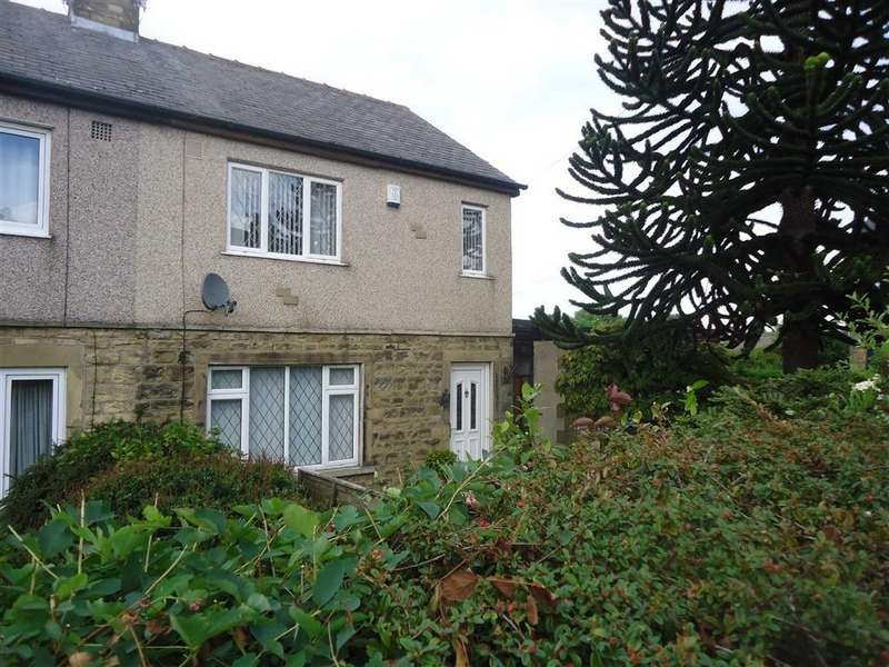 3 Bedrooms Semi Detached House for sale in Thornsgill Avenue, Bradford, West Yorkshire, BD4